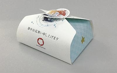 金魚パッケージ