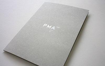 株式会社PMA様_A4 縦型片ポケットフォルダー